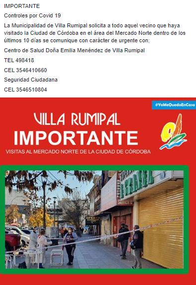 RUMIPAL MERCADO NORTE