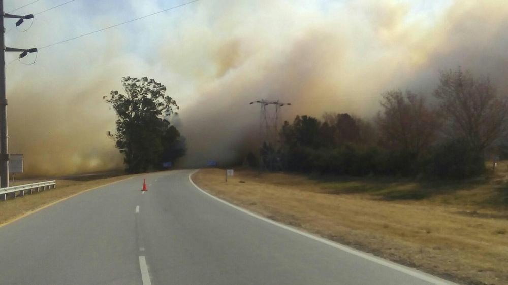 embalse bomberos incendio almafuerte 7