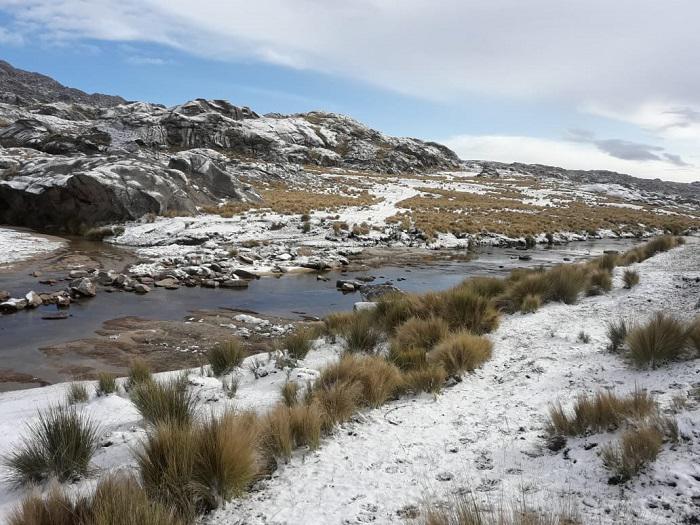 Nieve en el Champaqui 12