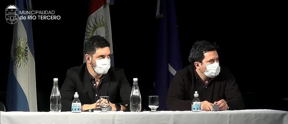 conferencia de prensa rio tercero ferrer coronavirus 2