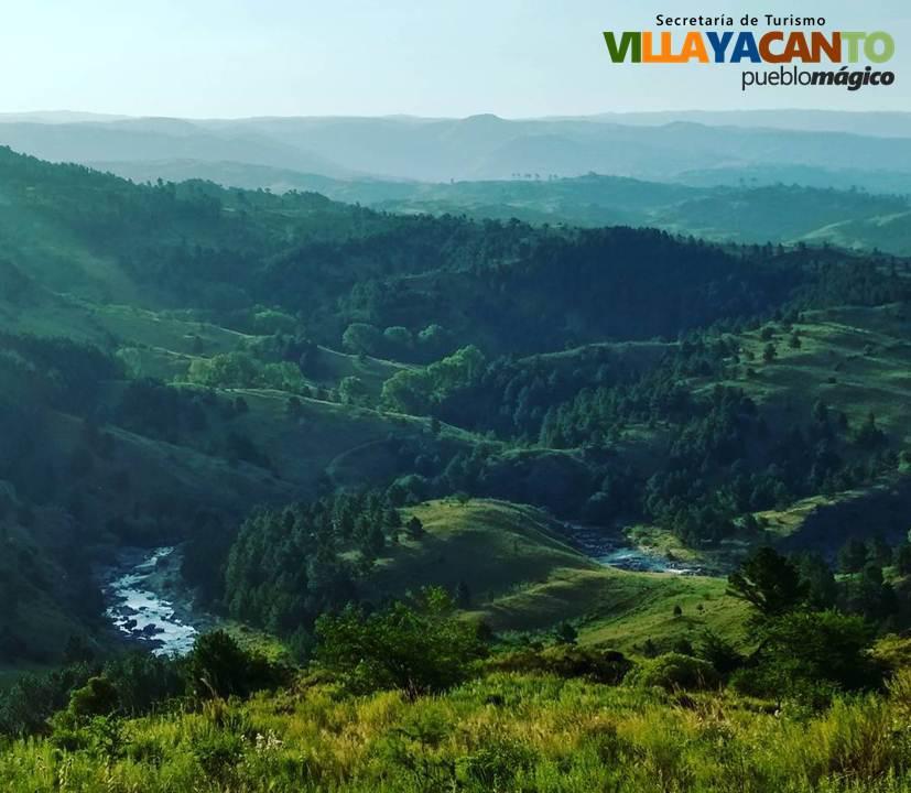 paisaje yacanto calamuchita