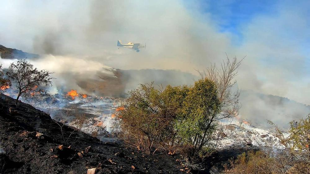 VCA incendio forestal 4