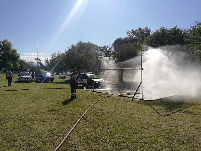 PREVENCION EN BOMBEROS EMBALSE 10