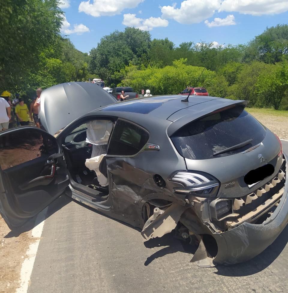 accidente ruta 5 lucconi 1