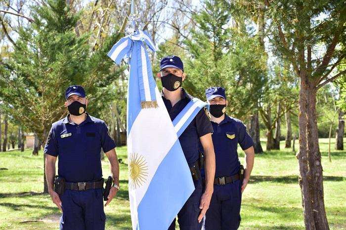 ACTO POLICIA en CALMUCHITA 03