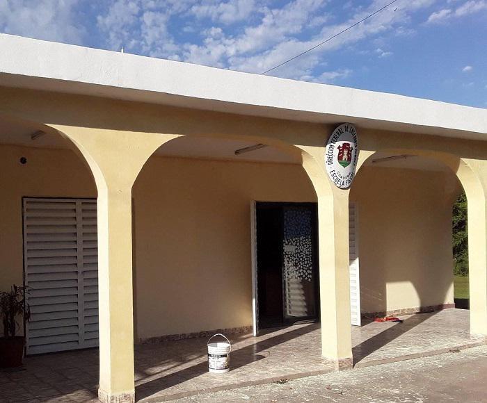Escuela El Corcovado