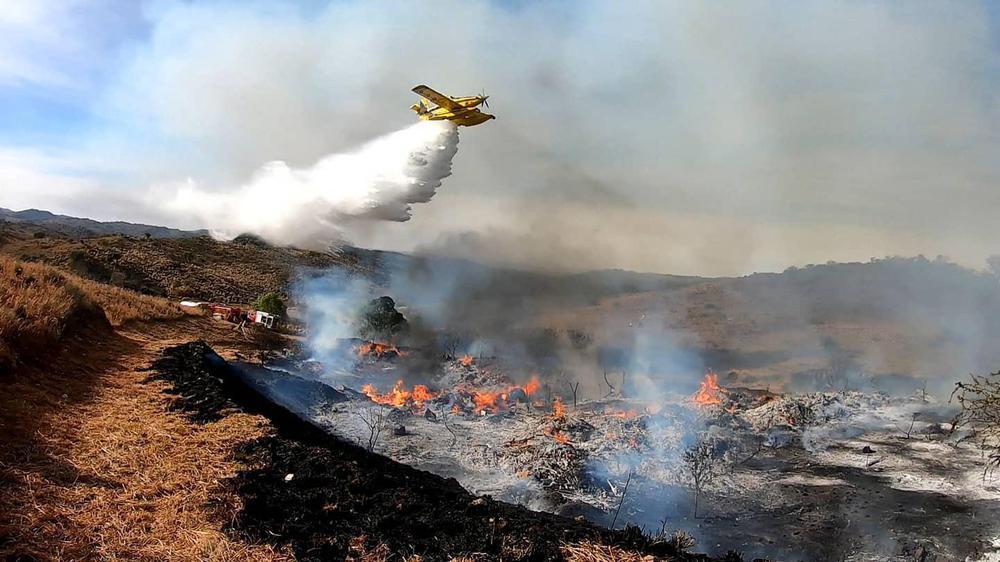 VCA incendio forestal 3