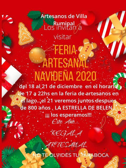 feria navidena villa rumipal