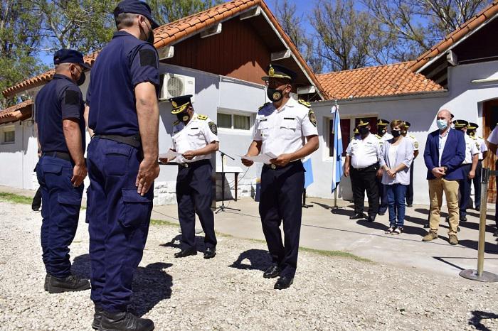 ACTO POLICIA en CALMUCHITA 01