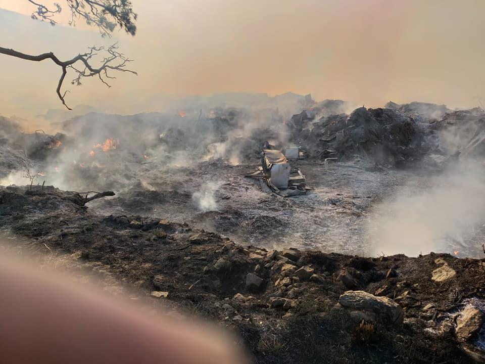 VCA incendio forestal 7 foto vgb