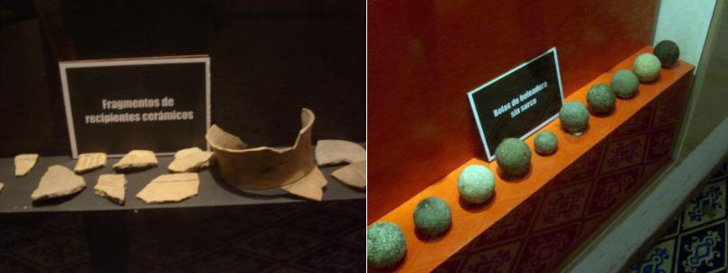 piezas del museo rumipal