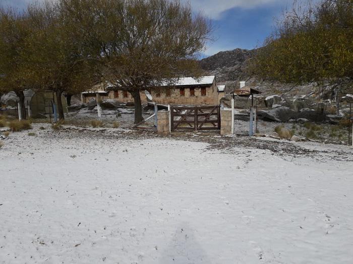Nieve en el Champaqui 10