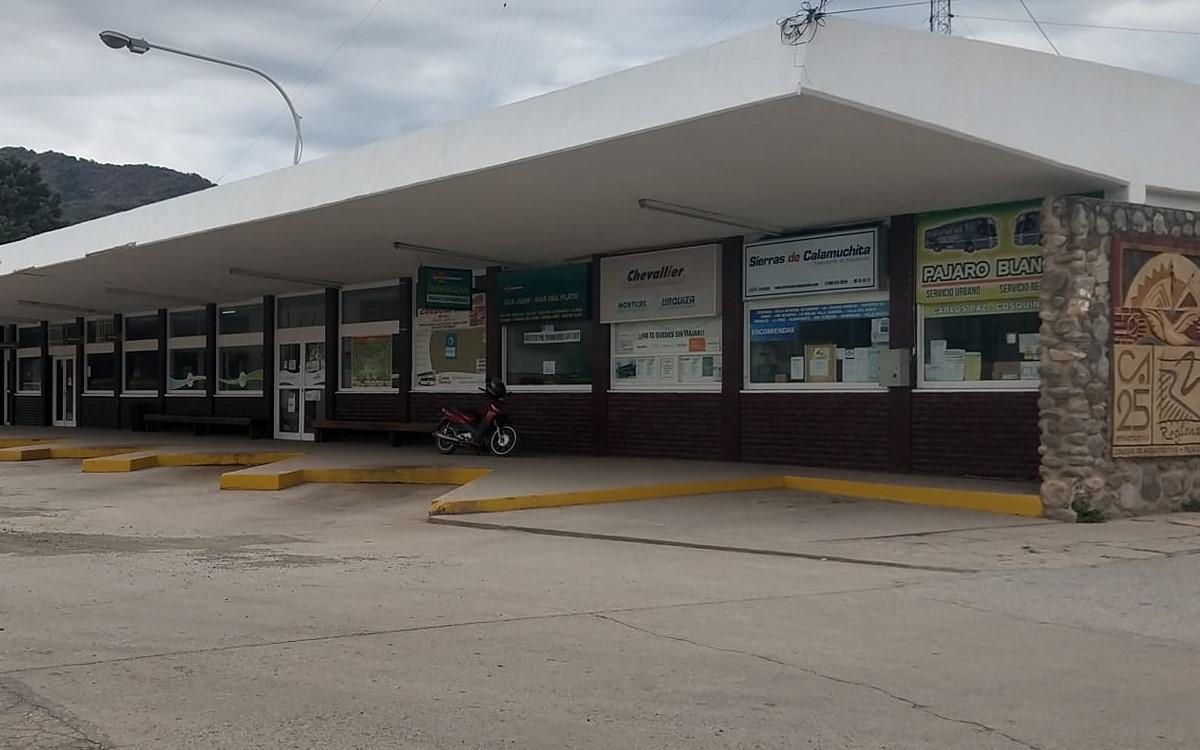 terminal de omnibus de santa rosa